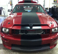 2005-2009 Ford Mustang GT500 GTS Style Hood Ram Air Functional - 1pc Body Kit