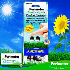 """Perimeter Comfort Contacts 1/2"""" Rubber Tipped Contact Points Prongs Probes Posts"""