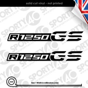 BMW R1250 GS Beak Sticker Vinyl Decal - Motorbike R 1250 GS Adventure 9606-0119