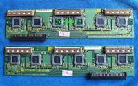 Hitachi Upper & Lower Buffer Board JP6122 & JP6123  Driver Board