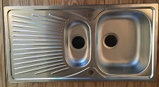 Astracast Quasar 1.5 Bowl kitchen Sink Stainless Steel