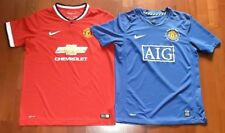FC Manchester United Jerseys by Nike Lot of 2