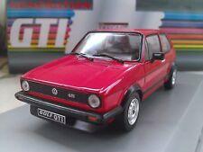 VW GOLF 1 1600 GTI 1976 - 1/43 GENERATION GTI NEUF