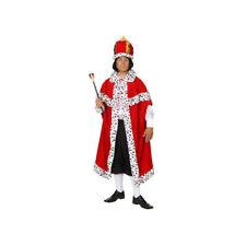 Herren-Kostüm Königsmantel, Gr. 54-58 Kaisermantel Königskostüm