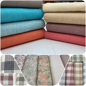 Hessian Printed Coloured Jute Fabric sold per meter