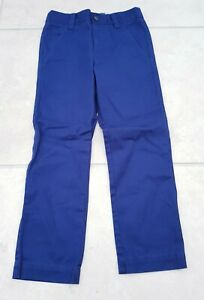 MINI BODEN Boys Cotton blue Chinos Trousers Size 6 years BRAND NEW SAMPLE