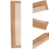 Massage Wooden Comb Bamboo Hair Vent Brush Brushes Hair Care SPA  Hair Comb TR