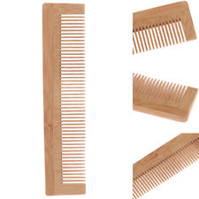 1X Massage Wooden Comb Bamboo Hair Vent Brush Brushes Hair Care SPA  Hair Comb