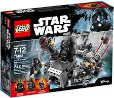 LEGO Star Wars - 75183 Darth Vader Transformation m. Imperator Palpatine Neu OVP