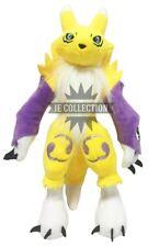 Digimon Renamon Peluche 30cm Muñeco de Nieve Viximon Kyubimon Devimon Lilithmon