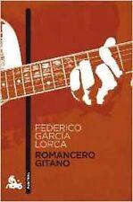 Romancero gitano. NUEVO. Nacional URGENTE/Internac. económico. POESIA