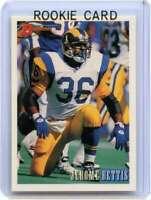 Jerome Bettis Rookie Card 1993 Bowman #264 St. Louis Rams