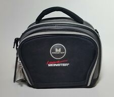 "Genuine Monster Headphones Media Carrying Case ""I Am a Monster"" Old School"