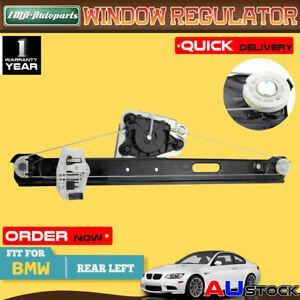 Window Regulator Rear Left Passenger for BMW E90 E91 318i 325i 328i 330i 06-12