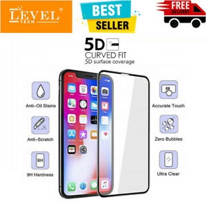 Tempered Glass Screen Protector for iPhone 11 Pro MAX XR XS XS MAX Cover Screen
