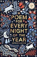 A Poem for Every Night of the Year by Allie Esiri (Hardback, 2016)
