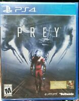 Prey PS4 Sony Playstation, Brand New, Factory Sealed