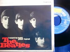 THE BEATLES - I WANT TO HOLD YOUR HAND EP - RARE PORTUGAL EP - LMEP 1169