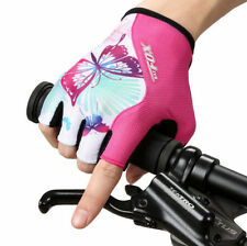 Unbranded Women's Half Finger/Fingerless Cycling Gloves