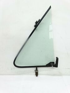 FORD F150 BRONCO F250 F350 Passenger Vent Window Front Glass Wing Right Door
