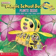Magic School Bus 8x8: The Magic School Bus Plants Seeds : A Book about How...
