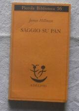 James Hillman - Saggio su Pan
