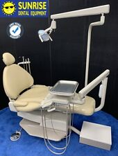 ADEC 1040 Cascade Dental Operatory Package - New Seamless Vinyl Upholstery