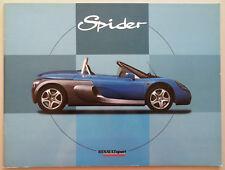 V06051 RENAULT SPORT SPIDER