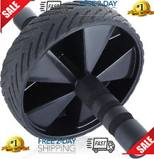Ab Roller for Abs Workout - Ab Roller Wheel Exercise Equipment Fitness Home Gym