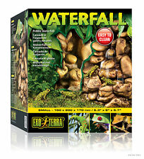 Exo Terra Pebble Waterfall with Pump (Small)