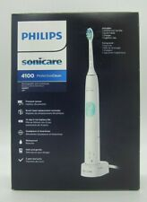 Philips Sonicare - ProtectiveClean 4100 Rechargeable Toothbrush-WHITE