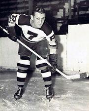 Cooney Weiland - Boston Bruins, 8x10 B&W Photo