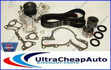 TIMING BELT KIT/WATER PUMP  MITSUBISHI PAJERO NM,NP.NS,V6, 6G74/5  #KIT128P