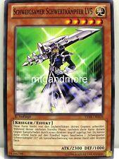Yu-Gi-Oh - 1x embargaban espadachin lv5-ysyr Starter Deck Yugi Reloaded