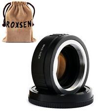 Roxsen RIDUTTORE FOCALE SPEED BOOSTER adattatore M42 Mount Obiettivo A SONY NEX E A5100 7