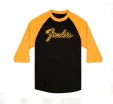 FENDER® DOODLE 3/4 SLEEVE RAGLAN SHIRT XL