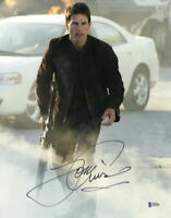 TOM CRUISE SIGNED 11X14 PHOTO MISSION IMPOSSIBLE AUTHENTIC AUTOGRAPH BECKETT