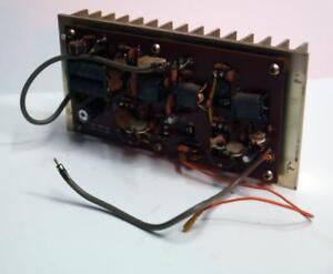Kenwood TS-670 final amplifier module