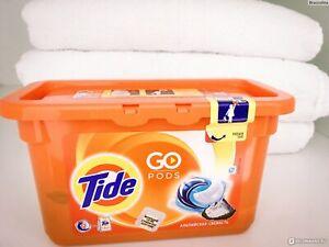 Tide Alpine fresh 3in1 Pods Caps 12 Laundry Washing Machine Capsules