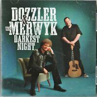 DOZZLER & VAN MERWYK darkest night - CD blues