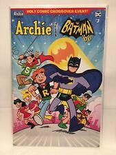 Archie Meets Batman 66 #1 Baltazar Cover VF/NM 1st Print Archie Comics