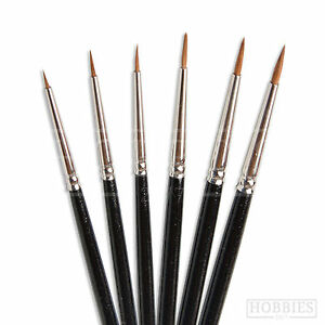 Sable Paint Brush Model Hobby Wargaming Brushes Sets Javis 00000 0000 000 00 0 1
