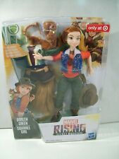 "NEW MARVEL RISING SECRET WARRIORS DOREEN GREEN SQUIRREL GIRL 12"" DOLL 2018"