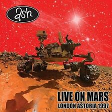 Ash LP X 2 Live on Mars London Astoria 1997 (2016) DBL Red Vinyl Numbered