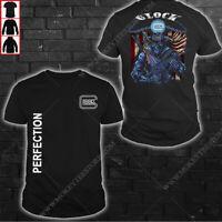 Glock Gun Men's US T-Shirt Top Gift
