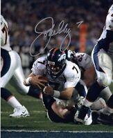 John Elway Autographed Signed 8x10 Photo ( HOF Broncos ) REPRINT