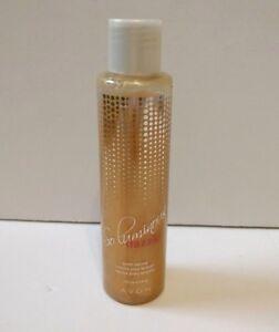 Avon So Luminous Dazzle Bath Nectar 4.5 oz Shower Gel Bath NEW Shimmering
