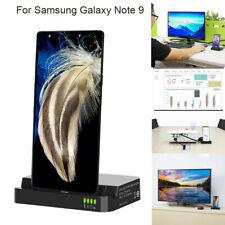HDMI Dex Station Desktop Extension Charging Dock For Samsung Galaxy Note 9