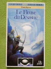 LDVELH LE FLEUVE DU DESASTRE - L'Oeil Noir - Un livre dont vous etes le hero