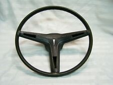 1969-70? Pontiac Steering Wheel,GTO, LeMans, Grand Prix # 9749802 Dark Green